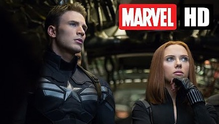 Szenenbild aus dem Film 'Captain America 2: The Return Of The First Avenger'