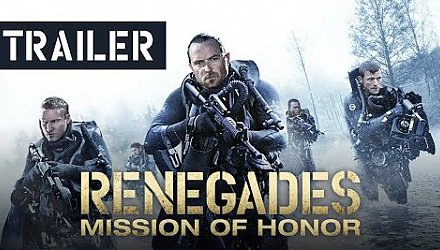 Szenenbild aus dem Film 'Renegades - Mission Of Honor'
