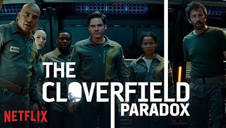 Szenenbild aus dem Film 'The Cloverfield Paradox'