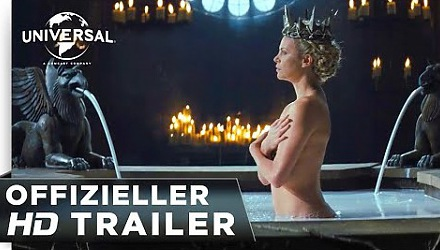 Szenenbild aus dem Film 'Snow White & the Huntsman'
