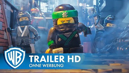 Szenenbild aus dem Film 'The LEGO Ninjago Movie'