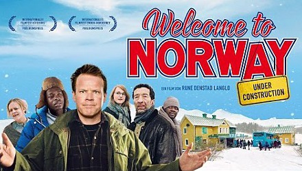 Szenenbild aus dem Film 'Welcome To Norway'