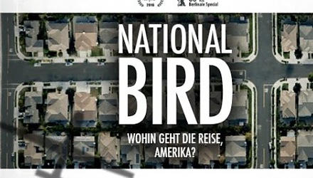 Szenenbild aus dem Film 'National Bird'