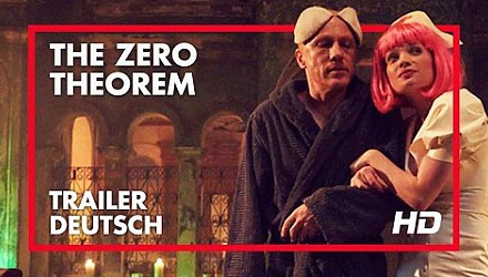 Szenenbild aus dem Film 'The Zero Theorem'
