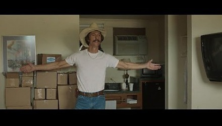 Szenenbild aus dem Film 'Dallas Buyers Club'