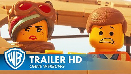 Szenenbild aus dem Film 'The LEGO Movie 2'