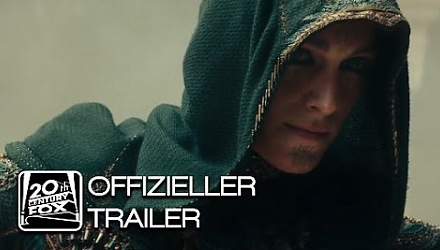 Szenenbild aus dem Film 'Assassin's Creed'