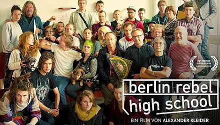 Szenenbild aus dem Film 'Berlin Rebel High School'