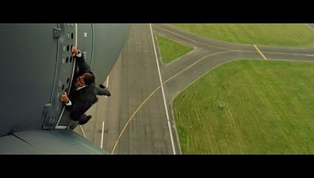 Szenenbild aus dem Film 'Mission: Impossible - Rogue Nation'